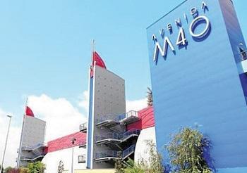 centro comercial avenida m40
