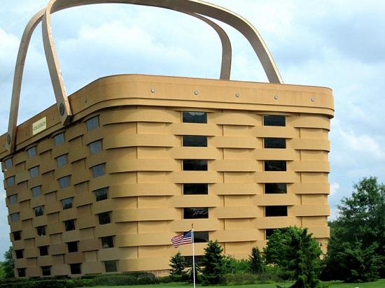 Edificio Cesta Longaberger
