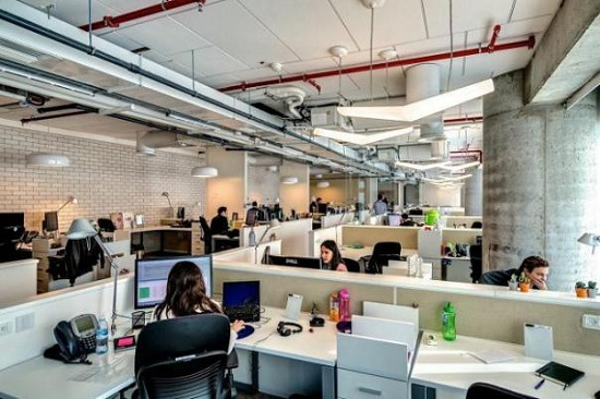 google area de trabajo