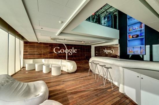 google zonas comunes