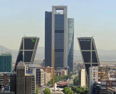 Cepsa estudia trasladar sus oficinas centrales a la torre for Oficinas de bankia en madrid