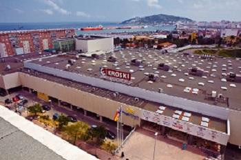 centro comercial ceuta