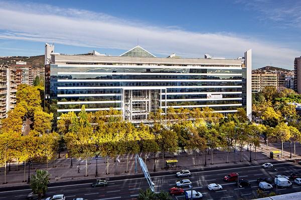 edificio oficinas Alta Diagonal 2