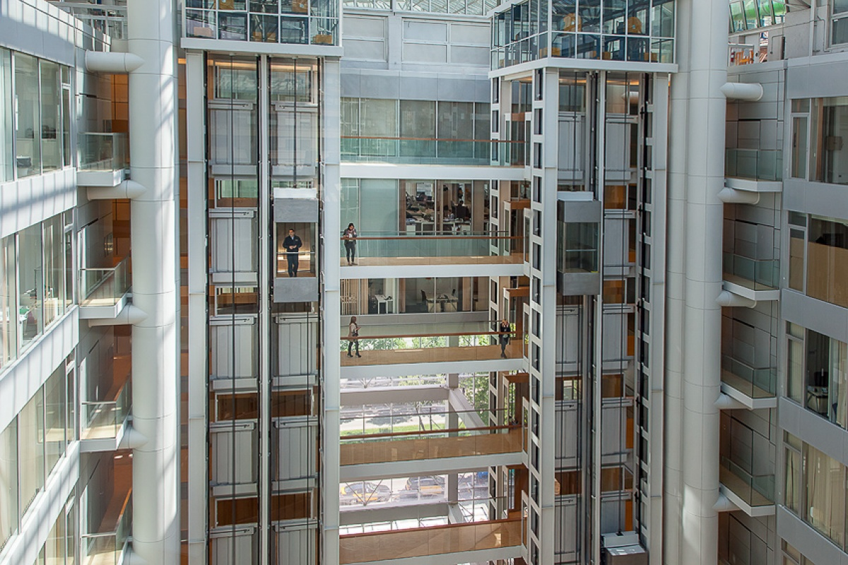 edificio oficinas Alta Diagonal 6