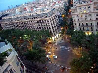 diagonal barcelona