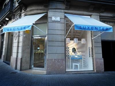 tiendas luxenter