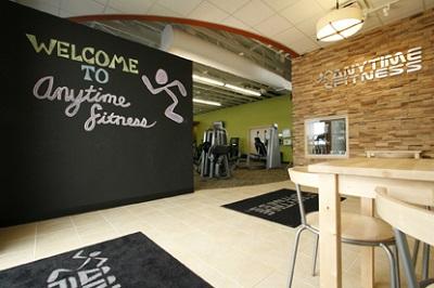 anytime fitness gimnasios españa