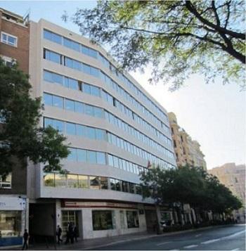 edificio oficinas plaza chamberi madrid